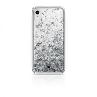 iPhone XR ケース White Diamonds Sperkle Case 背面ケース PEASE iPhone XR