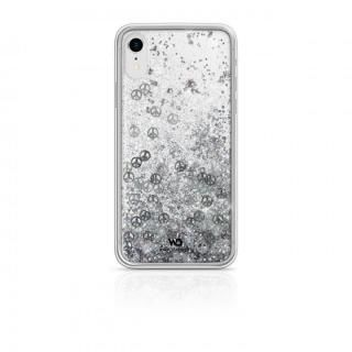 iPhone XR ケース White Diamonds Sperkle Case 背面ケース PEASE iPhone XR