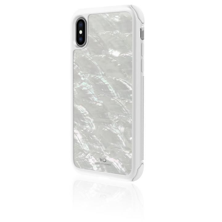【iPhone XS/Xケース】White Diamonds Tough Pearl Case 背面ケース iPhone XS/X_0