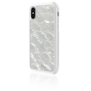 iPhone XS/X ケース White Diamonds Tough Pearl Case 背面ケース iPhone XS/X
