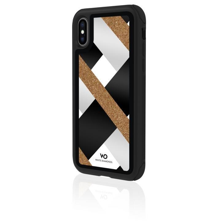iPhone XS/X ケース White Diamonds Tough Luxe Case 背面ケース iPhone XS/X_0