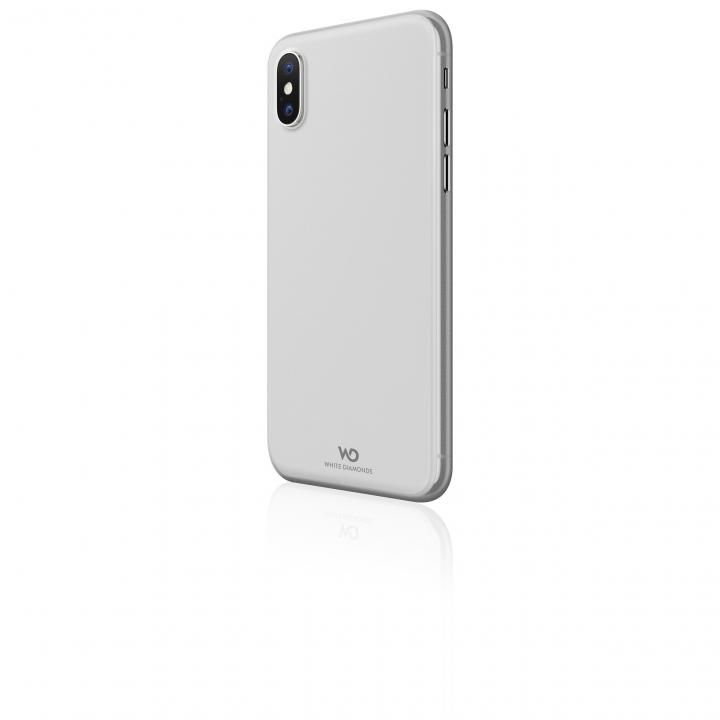 【iPhone XS/Xケース】White Diamonds Ultra Thin Iced Case 背面ケース Transparent iPhone XS/X_0