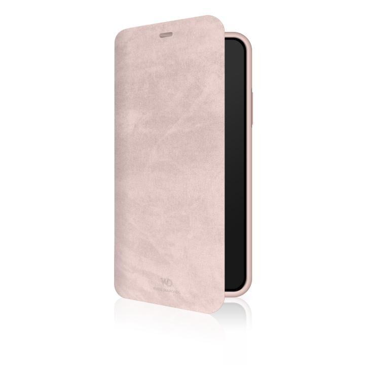 iPhone XS/X ケース White Diamonds Promise Booklet 手帳型ケース Coral iPhone XS/X_0