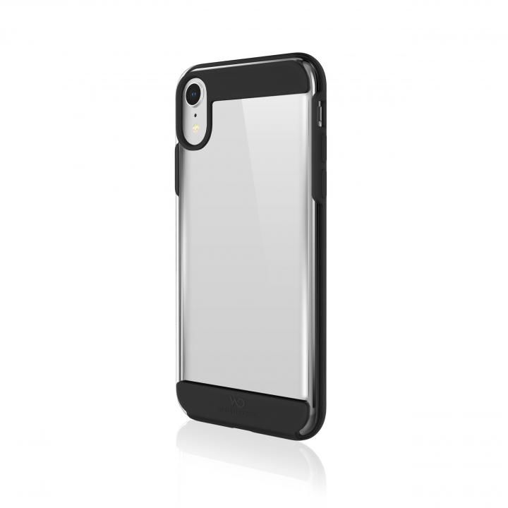 【iPhone XRケース】White Diamonds Innocence Tough Case 背面ケース Clear Black iPhone XR_0