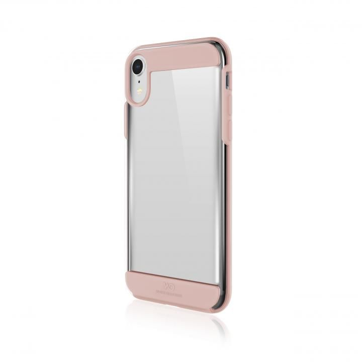 iPhone XR ケース White Diamonds Innocence Case 背面ケース Clear Rose Gold iPhone XR_0