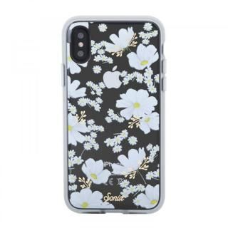 iPhone XS/X ケース Sonix CLEAR COAT 背面ケース DITSY DAISY iPhone XS/X【9月下旬】