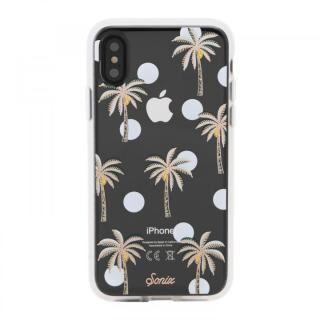 iPhone XS/X ケース Sonix CLEAR COAT 背面ケース BORA BORA iPhone XS/X【6月下旬】