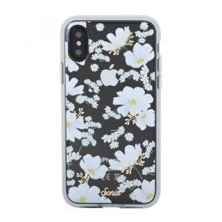 iPhone XS Max ケース Sonix CLEAR COAT 背面ケース DITSY DAISY iPhone XS Max【9月上旬】