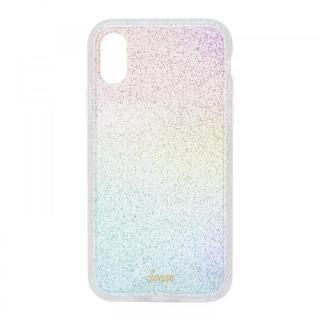 iPhone XR ケース Sonix CLEAR COAT 背面ケース RAINBOW GLITTER iPhone XR【3月下旬】