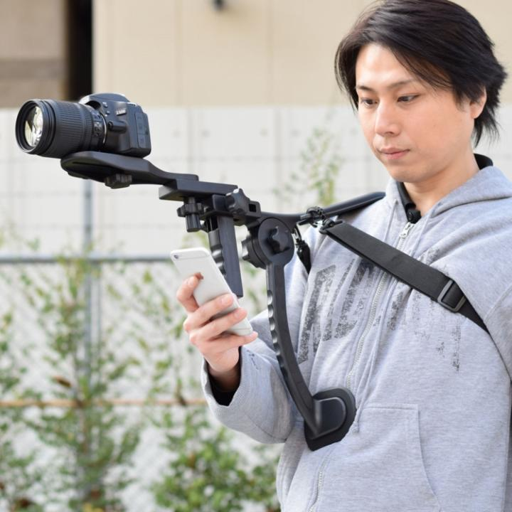 撮影らくらくカメラショルダーパッド_0