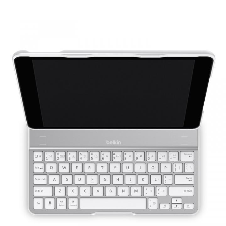 iPad Air対応Ultimateキーボードケース ホワイト_0
