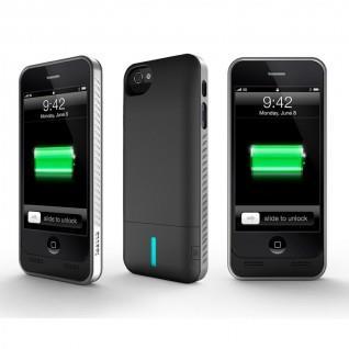 iPhone SE/5s/5バッテリーケース ibattz / Refuel(リフューエル)