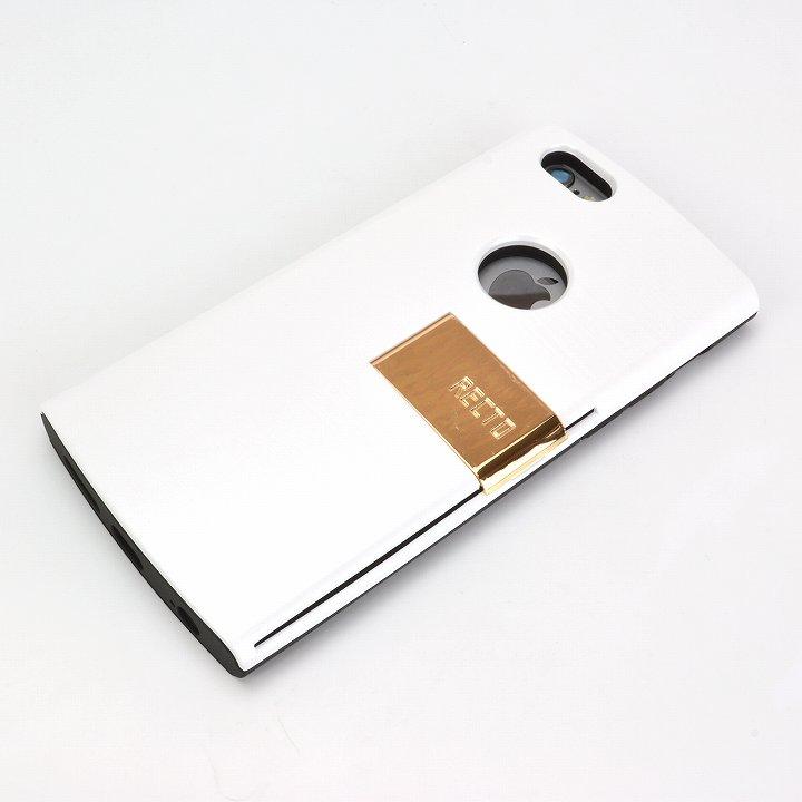 【iPhone6ケース】魅せる輝き TOPA:Z ケース ホワイト iPhone 6_0