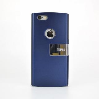 【iPhone6ケース】魅せる輝き TOPA:Z ケース ネイビー iPhone 6_1