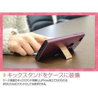 【iPhone6ケース】魅せる輝き TOPA:Z ケース ワイン iPhone 6_6