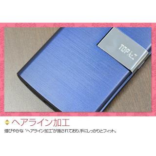 【iPhone6ケース】魅せる輝き TOPA:Z ケース ネイビー iPhone 6_3