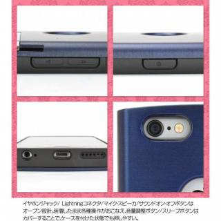 【iPhone6ケース】魅せる輝き TOPA:Z ケース ネイビー iPhone 6_8