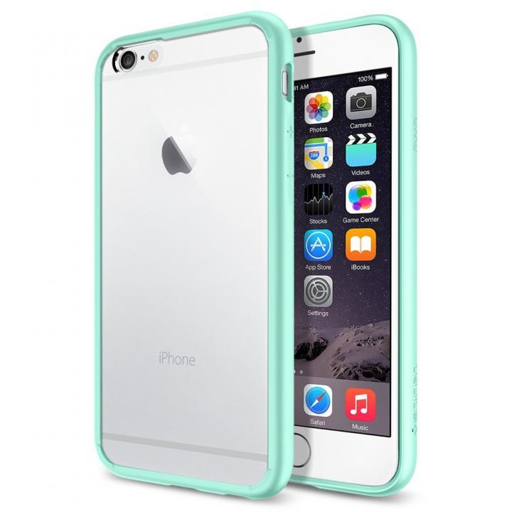 iPhone6s ケース Spigen ウルトラ・ハイブリッドケース ミント iPhone 6s_0