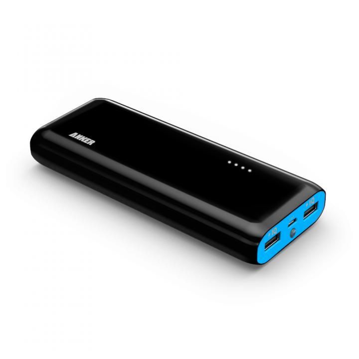 [AppBank限定][13000mAh]Anker Astro E4 第2世代 モバイルバッテリー ブラックブルー_0