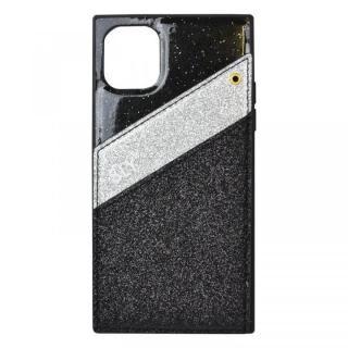 iPhone 11 ケース SLY ラメマグネット iPhone 11 ブラック【1月下旬】