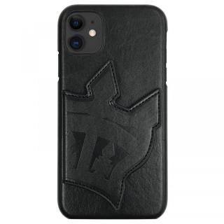iPhone 11 ケース RODEOCROWNS 背面ケース ビッグクラウンミラー ブラック iPhone 11【1月下旬】