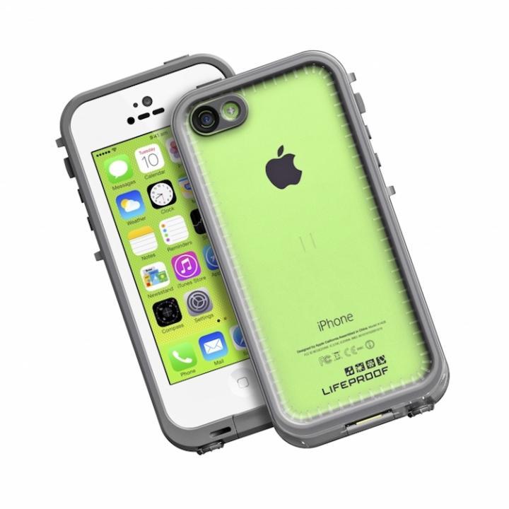 LifeProof iPhone5c White_0