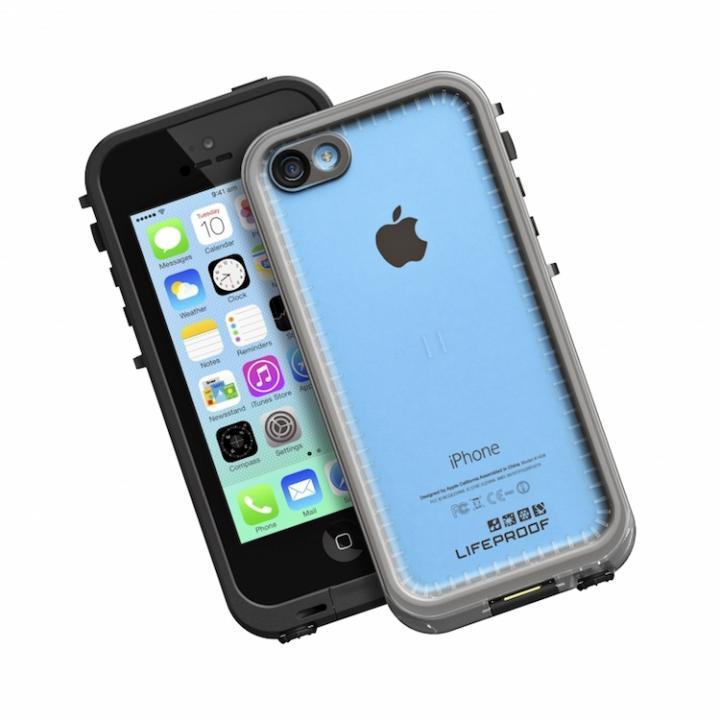 LifeProof iPhone5c Black_0