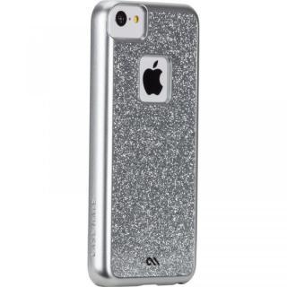 iPhone 5c ベアリーゼア グリマー シルバー