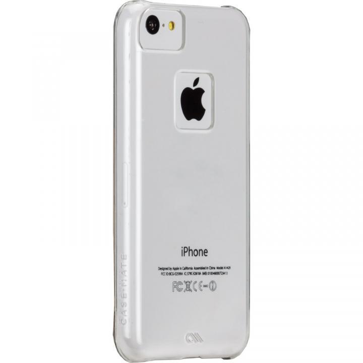 iPhone 5c ベアリーゼアー クリア