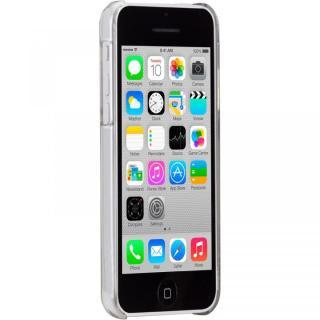 iPhone 5c ベアリーゼアー クリア_1
