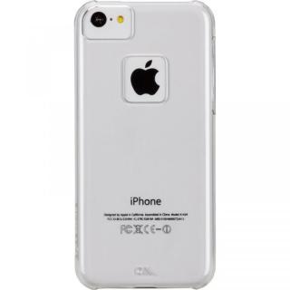 iPhone 5c ベアリーゼアー クリア_2