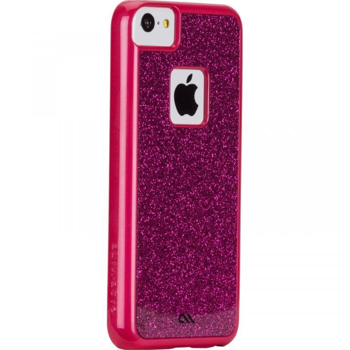iPhone 5c ベアリーゼア グリマー ピンク