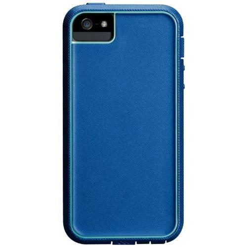 タフ・エクストリーム ケース ブルー/アクア iPhone SE/5s/5ケース