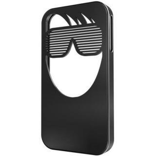 iPhone4s/4ケース RockSTAR Black