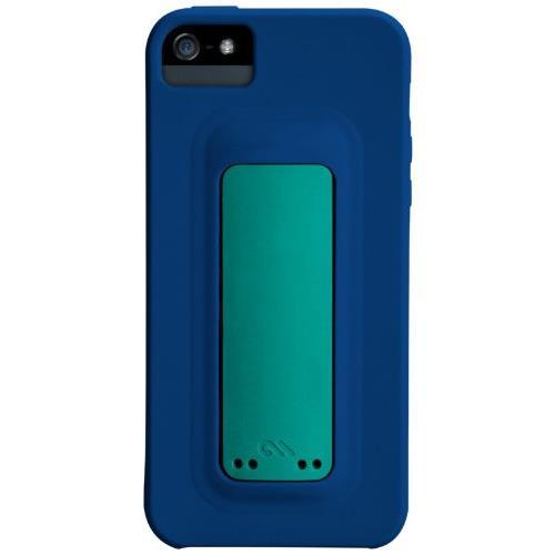 Snap ギミック・スナップ   スタンド機能付き iPhone SE/5s/5ケース ブルー