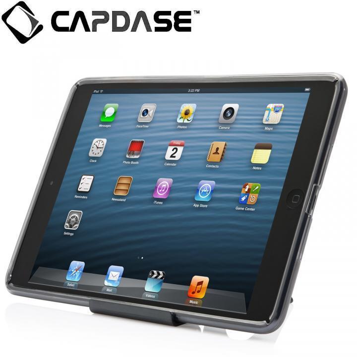 iPad mini/2/3ソフトジャケット+スリップボード バリューセット Black / Black