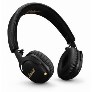 Marshall Mid ANC Bluetooth ワイヤレスヘッドホン ブラック【4月下旬】
