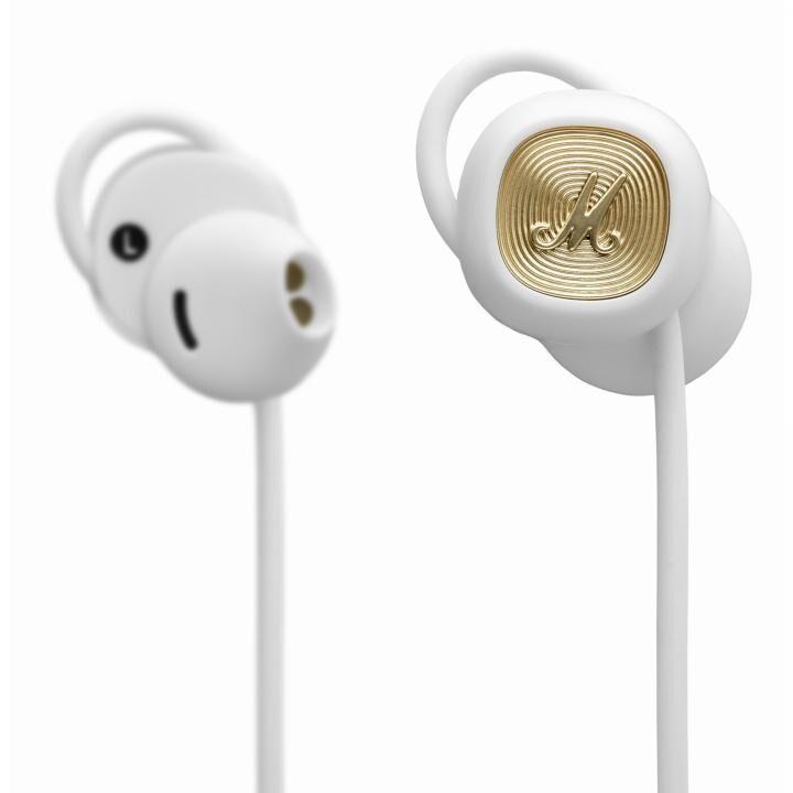 Marshall Minor II Bluetooth ワイヤレスイヤホン ホワイト_0