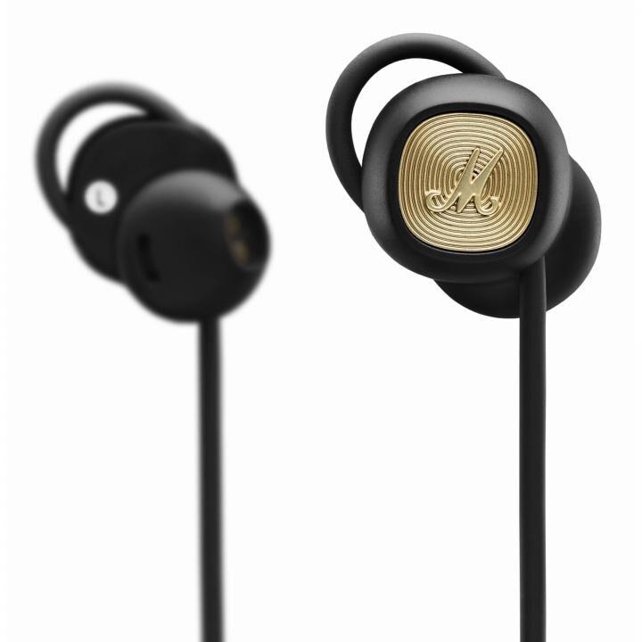 Marshall Minor II Bluetooth ワイヤレスイヤホン ブラック_0