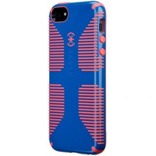 iPhone SE/5s/5 CandyShell Grip Harbor Blue/Coral Pink
