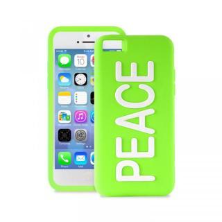 iPhone 5c NIGHT GLOW COVER PEACE GREEN