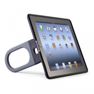 iPad(第2-4世代) gen HandyShell Black/Dark Grey_1