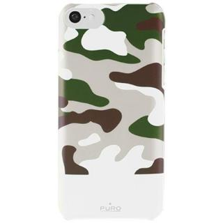 iPhone 5c SOFT TOUCH CAMOU COVER WHITE
