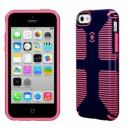 iPhone 5c CandyShell Grip BerryBlack Purple/Pink