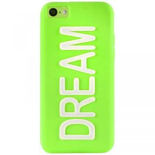 iPhone 5c NIGHT GLOW COVER DREAM GREEN