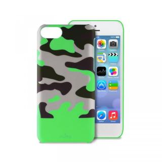 iPhone 5c SOFT TOUCH CAMOU COVER GREEN