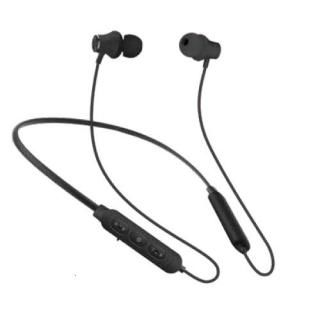 『いい音』Bluetoothワイヤレスイヤホンwithネックバンド ブラック【1月下旬】