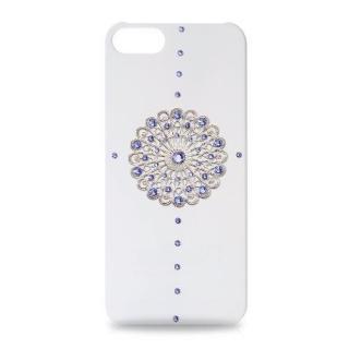 iPhone5s/5 スワロフスキー ロゾーネクリスタルケース 送料無料