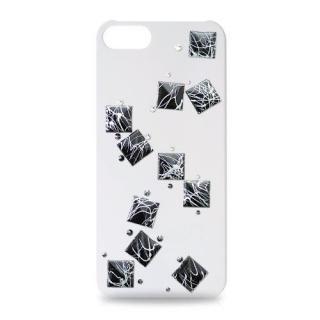 iPhone SE/5s/5 スワロフスキー セラミックスクリスタルケース
