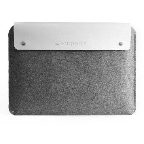 Mujjo 【Macbook Pro 13インチ用スリーブ型ケース】 ホワイト MJ-0210_0